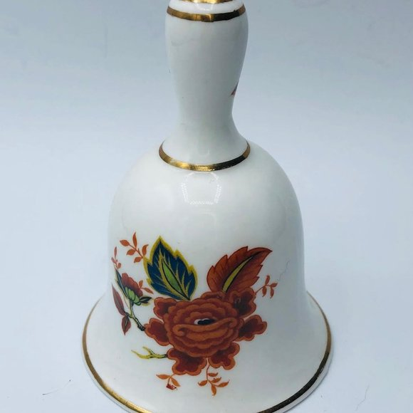 Vintage Newhall English fine bone china bell